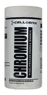 Chromium *picolinato De Cromo 2.500mcg*60 Cápsulas*