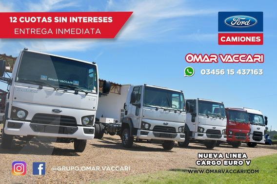 Camiones Ford 12 Cuotas S/ Intereses Tu 0 Km Al Mejor Precio