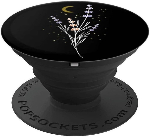 Imagen 1 de 6 de Moon Lavender Cool Satellite Cresent Luna Stargazer Gift Y Y