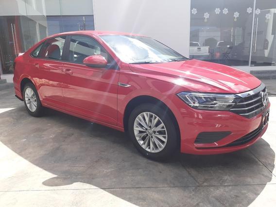 Volkswagen Jetta 1.4 Comfortline 6 Vel. Tiptronic 2019 Rojo
