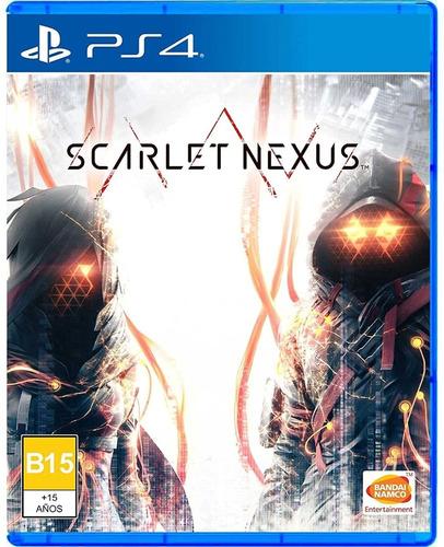 Imagen 1 de 6 de Scarlet Nexus - Playstation 4