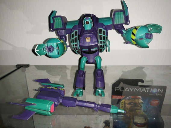 Lote Lugnut+oilstick Transformers Animated