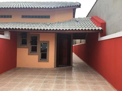 Linda Casa Em Itanhaém, Minha Casa Minha Vida - 1279