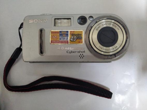 Câmera Sony Cybershot Dsc - P9
