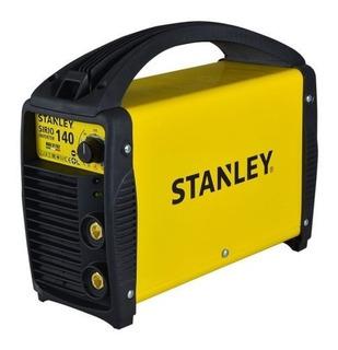 Soldadora Stanley Sirio 140 Inverter 130 Amp