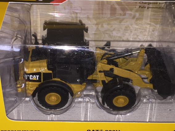 Trator Caterpillar Cat 906h Wheel Loader 1:50 Norscot Ñ Ngz
