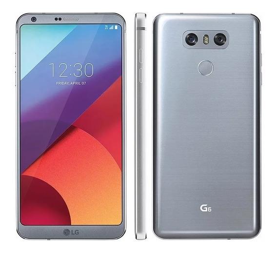Lg G6 32gb - Qhd Android 8 + Templado + Nuevos 10 De 10 !!