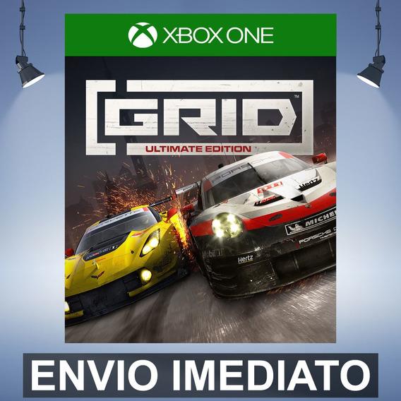 Grid Ultimate Edition Código De 25 Digitos Xbox One