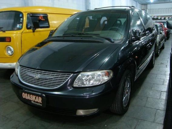 Chrysler Caravan 3.3 Se 4x2 V6 12v Gasolina 4p Automático