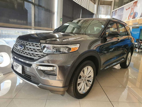 Ford Explorer 2.3 Limited 2021