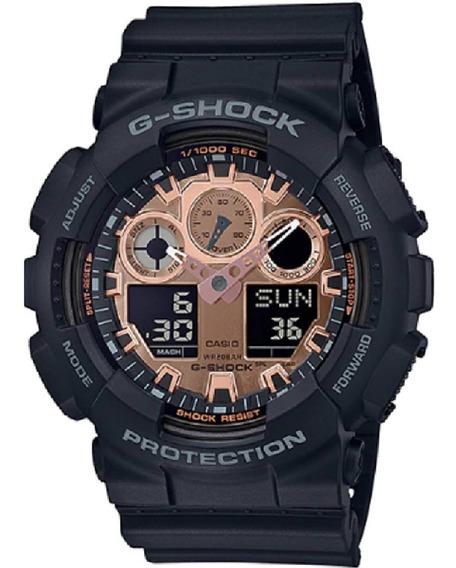 Relógio Casio Original G-shock Masculino Ga-100mmc-1adr