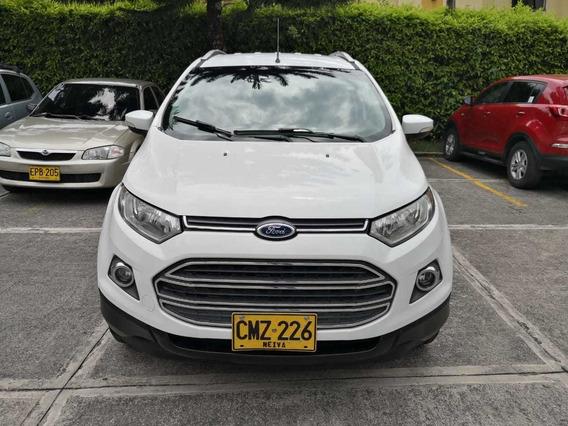 Ford Ecosport Titanium 2.0 - 2013 Blanco Artico - Automatica