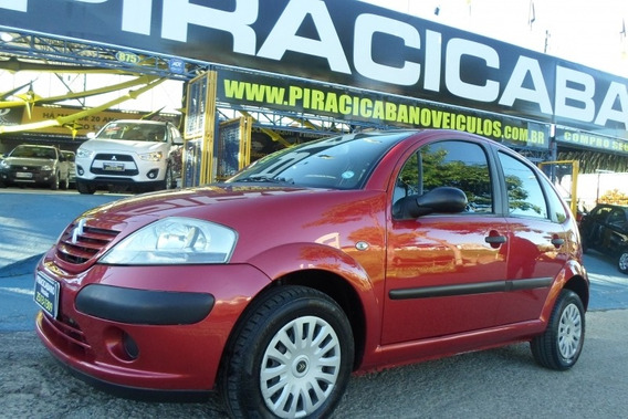 Citroen C3 1.4 I Glx 8v Flex 4p Manual 2008/2008