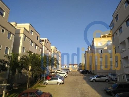 Apartamento 2 Dormitórios Na Vila Gabriel - Sorocaba/sp - Ap0153