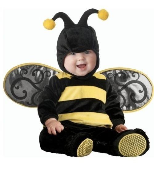 Disfraz De Abeja Para Bebé Usado