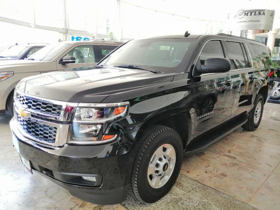Chevrolet Suburban Paq G 2016 Blindada