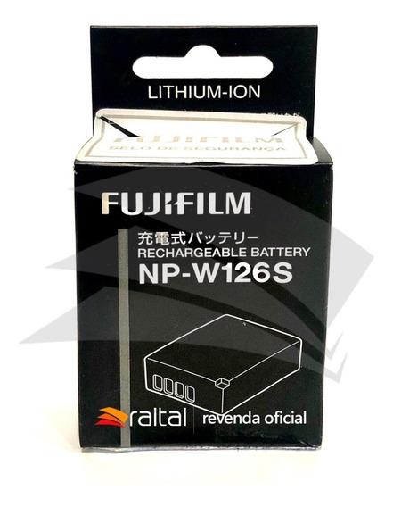 Bateria Fujifilm Np-w126s P/ X-t 20 X-e1 Xt2 Xpro2 X-t3 X-h1