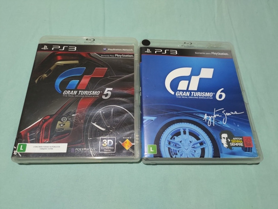 Gran Turismo 5 + 6 Playstation 3