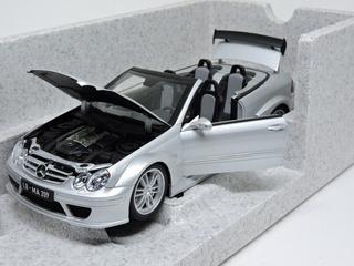 Miniatura Mercedez Benz Clk Dtm Amg Cabrio 1/18 Kyosho