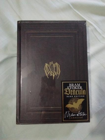 Livro Drácula - Dark Edition: Edição Limitada Capa Dura