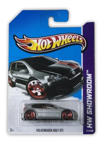 Hot Wheels Mattel Hw Showroom Volkswagen Golf Gti 2013 X1845