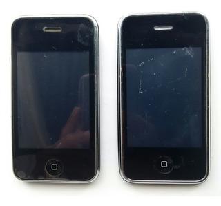 Iphones 3g Chinos Modelos: A1221 Y A1241 (leer Descripcion)