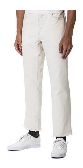 Pantalon Jean Altamont A-989 Denim Crop Wheat