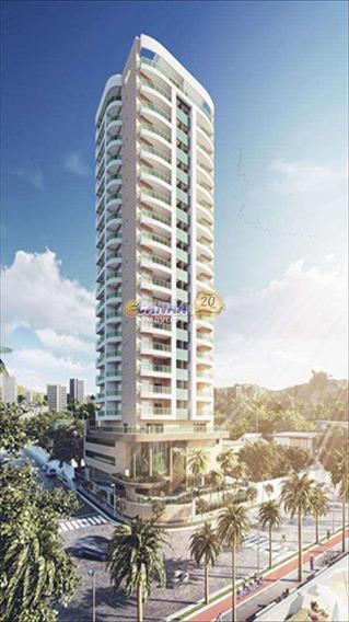 Apartamento Com 2 Dorms, Centro, Mongaguá - R$ 541 Mil, Cod: 7151 - V7151