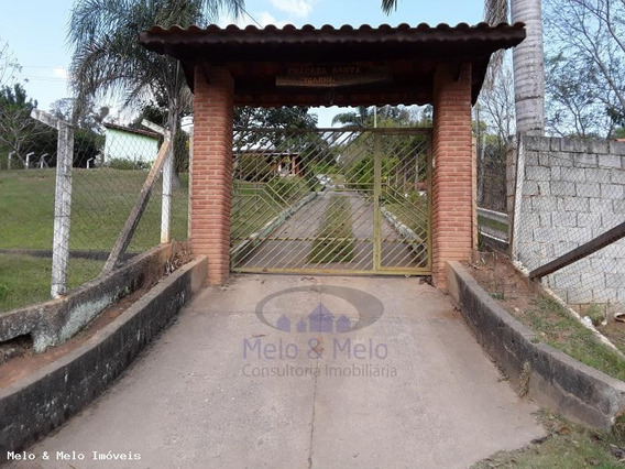 Chácara Para Venda Em Socorro, Rubins - 1207