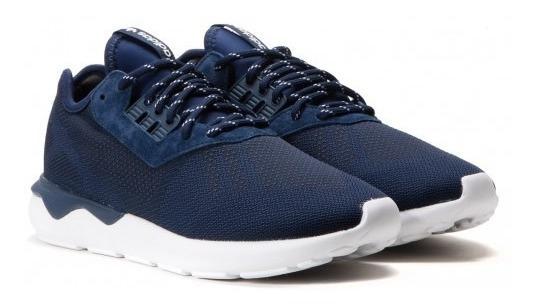 Tenis adidas Tubular Runner Weave 41 Azul Casual Nmd Eqt