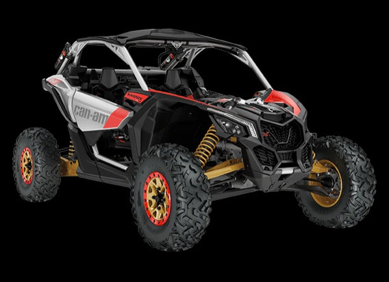 Maverick X3 Xrs Turbo1000r 172 Hp Can Am