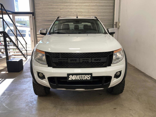 Ford Ranger Dc 4x4 Ltd At 3.2