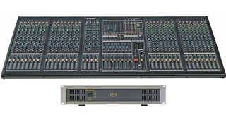 Yamaha Im8-40 Profesional Consola 40ch Teatro Made In Japan