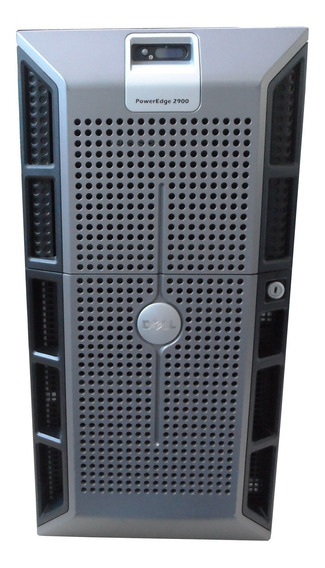 Servidor Dell 2900 2 Xeon Quadcore 16gb 2tb Sata Server