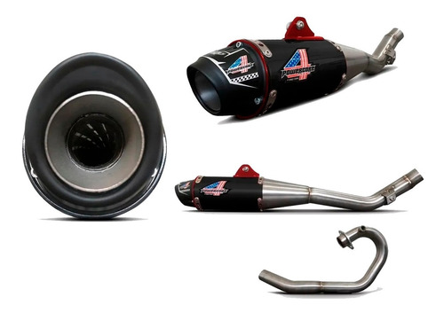 Escape Tork Powercore 4 Equipo Completo C/ Power Bomb - Sti