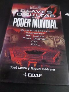 Libro Claves Ocultas Del Poder Mundial