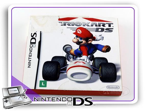 Mario Kart Ds Original Nintendo Ds Nds