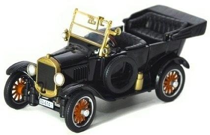 Miniatura Ford Model T Touring 1920 Unique Réplicas 1/32