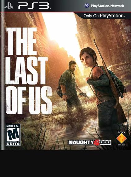 The Last Of Us Original Midia Digital Ps3 Envio Em Ate 10min