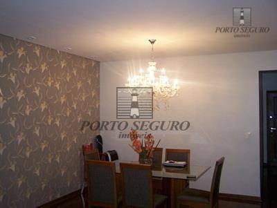 Apartamento Residencial À Venda, Vila Frezzarin, Americana. - Ap0004