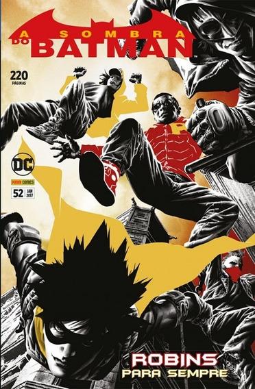 Hq A Sombra Do Batman Vol 52- Robins Para Sempre