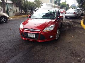 Ford Focus Sel Plus 2012 At