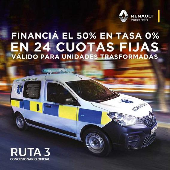 Renault Kangoo Ii Ambulancia Completa Ob