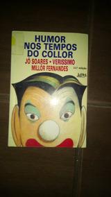 Livro Humor Nos Tempos Do Collor