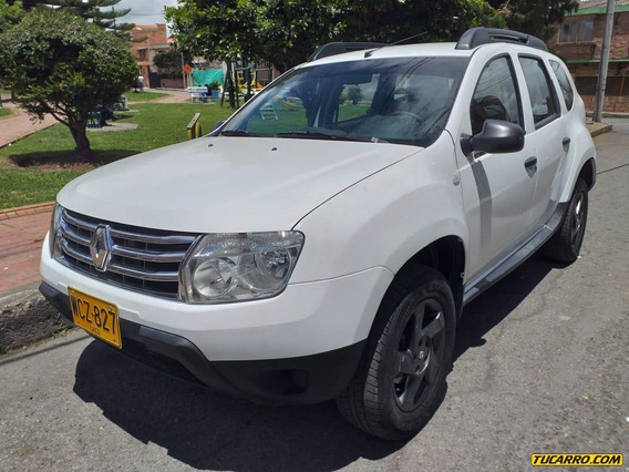 Renault Duster Expression 1.6 Mt Aa