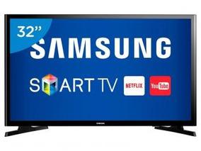 Smart Tv Led 32 Samsung Un32j4300 - Conversor Digital Wi-fi