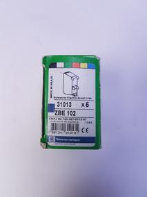 Bloco De Contato Para Botao Schneider 1nf Zbe-102 - 5pç
