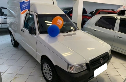 Fiat Fiorino Furgo 1.3 Flex 2p Manual