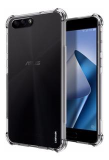 Capinha + Película Full 3d Asus Zenfone 4 Max 5.5 Zc554kl