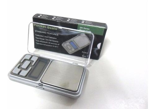 Pesa Balanza Digital Gramera 0,1 Gr. Máxima Precisión+pilas